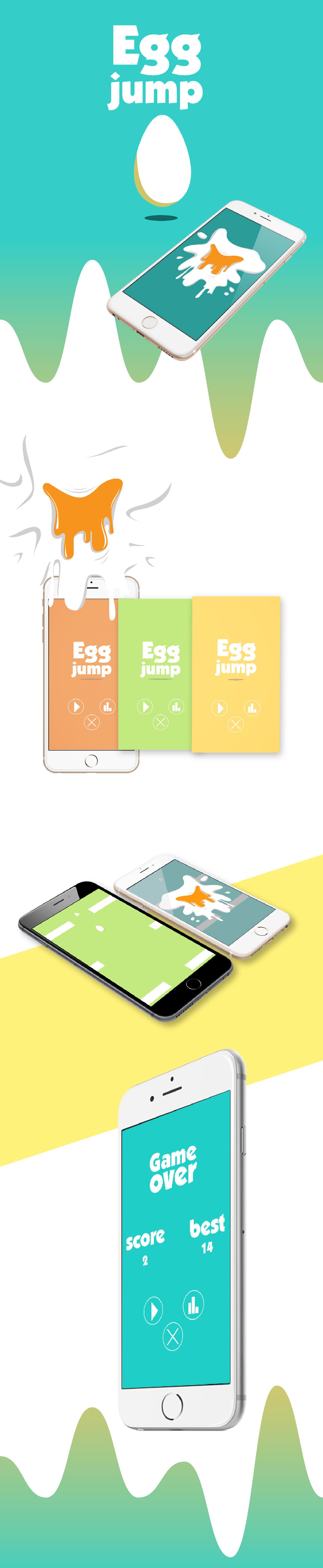 Jumping Egg-01