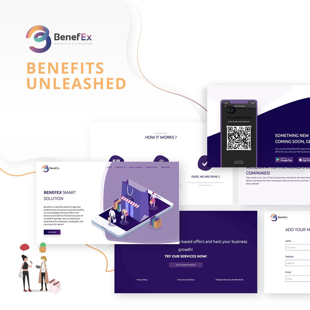 Benefex-web